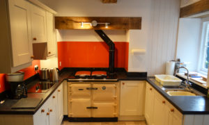 Cusop Mill Cottage Kitchen