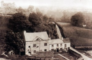 The Old Cusop Mill Cottage