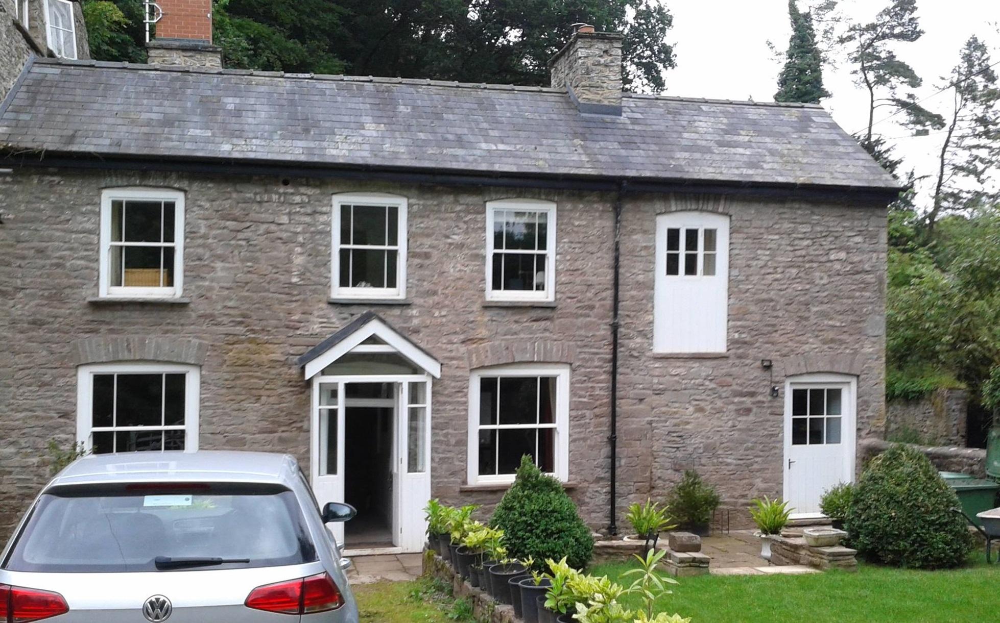 Cusop Mill Cottage